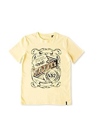 O´Neill Camiseta Lb The Arc (Amarillo)