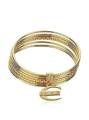 Just Cavalli Brazalete Infinity Dorado