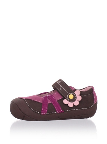 umi Kid's Cassia Mary Jane (Infant/Toddler) (Cocoa)
