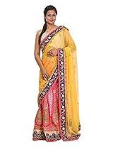 Aneree Women's Net Saree