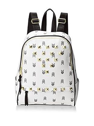 Steve Madden Women's Scuti Backpack, White