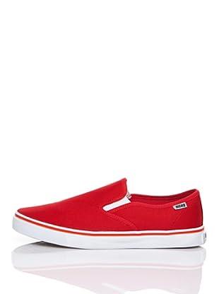 MTNG Zapatillas Elástico (Rojo)