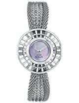 Titan SIlver Stainless Steel Analog Women Watch - 9931SM01