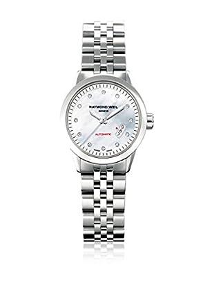 Raymond Weil Reloj con movimiento automático suizo Woman Wo 2430-ST-97081 29.0 mm