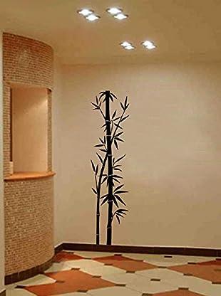 Ambiance Sticker Wandtattoo Bamboo Sticks