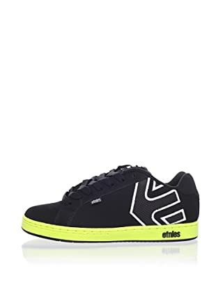 Etnies Men's Fader Skate Shoe (Black/White)