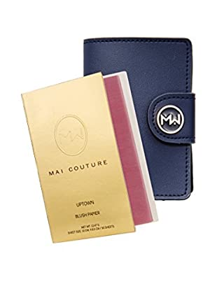 Mai Couture Blush Papier with Wallet, Uptown, 50 Sheets