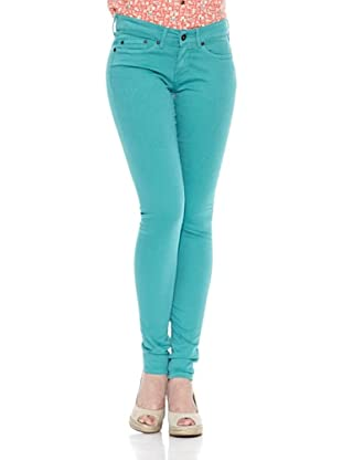 Pepe Jeans London Pantalón Pixie (Verde Claro)