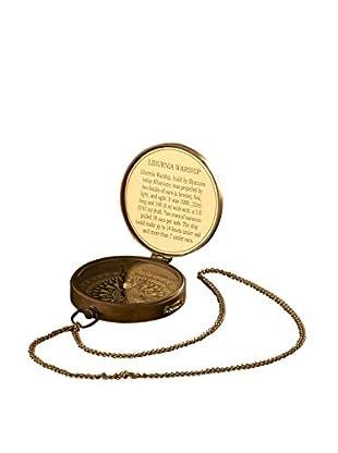Sage & Co. Compass Ornament