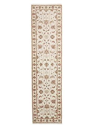 Darya Rugs Oushak Oriental Rug, Ivory, 2' 6