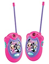 Lexibook Disney Minnie Walkie Talkie