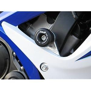 【クリックでお店のこの商品のページへ】GSG Mototechnik SUZUKI 06'~07' GSX-R750 / 06'~07' GSX-R600 フレーム スライダー レーシング