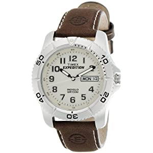 Timex Expedition T46681 Unisex Watch-Brown