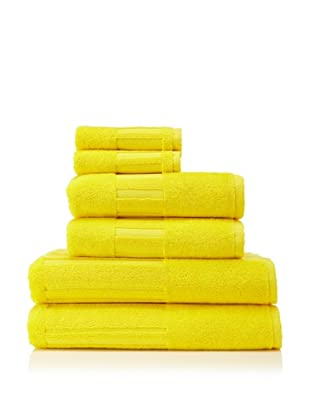 Garnier-Thiebaut 6-Piece Bath Towel Set (Citron)