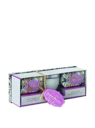 Castelbel Ambiante White Jasmine Soap & Candle Gift Set
