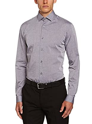 Selected Homme Camisa Hombre Perry (Gris)