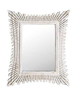 Concept Luxury Wandspiegel Romantic weiß