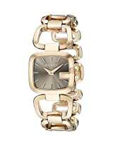 Gucci Women's YA125511 G-Gucci Gold PVD Watch