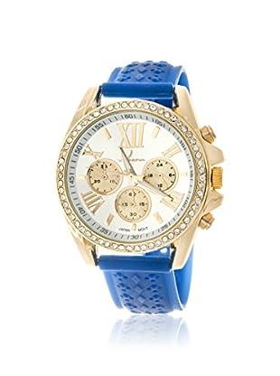VIANOVA Women's NWR302994G-NB Blue Stainless Steel Watch