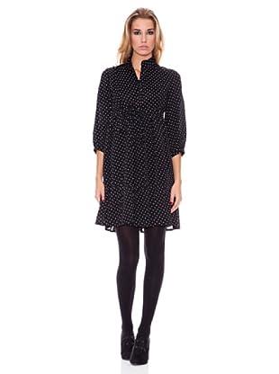 Tonalá Vestido Malva (negro)