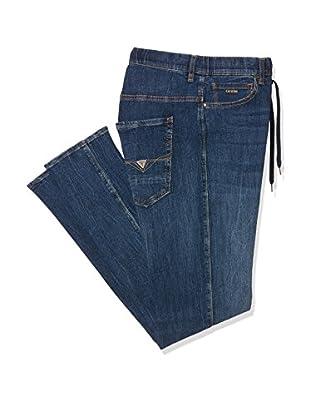 Guess Daren Tapered, Pantaloni Uomo, Blu (Dynamo), (Taglia Produttore:30)