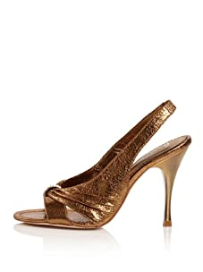 Bourne Women's Orchid Slingback Sandal (Bronze)