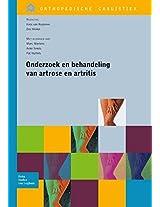 Onderzoek en behandeling van artrose en artritis (Orthopedische Casuïstiek)