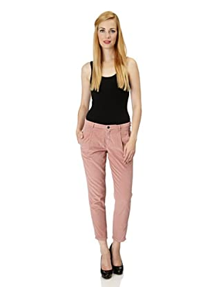 7 for all Mankind Cord Chino Boyfriend Style (Rose)