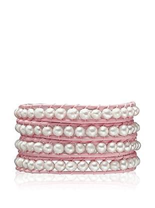 Lucie & Jade Armband  rosa