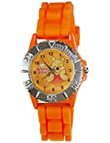 Disney Analog Multi-Color Dial Boys's Watch - LP-1011 (Orange)