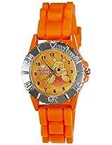Disney Analog Multi-Color Dial Children's Watch - LP-1011 (Orange)