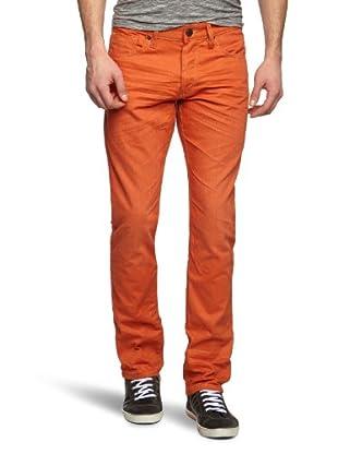 Tom Tailor Pantalón Marina Di Castagneto Carducci (Naranja)