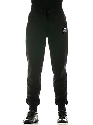 Lonsdale Pantalón Elis (Negro)