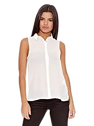 Springfield Camisa Bs.Pearl Studs Blouse Bs.Pearl Studs Blouse