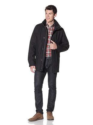 GANT Men's Double Jacket (Black)