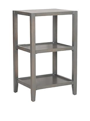 Safavieh Andy Bookshelf, Ash Grey
