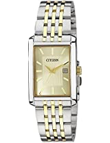 Citizen Analog Gold Dial Men's Watch - BH1674-57P