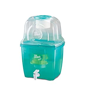 Tata Swach Non Electric Smart 15-Litre Gravity Based Water Purifier (Fresh Green)