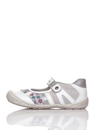 Billowy Merceditas Sport Velcro (Blanco)