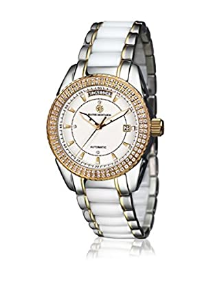 Mathis Montabon Reloj automático Woman La Magnifique Plateado / Blanco 38 mm