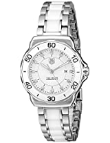 "Tag Heuer Women's WAH1315.BA0868 ""Formula 1"" Stainless Steel Sport Watch with Diamonds"