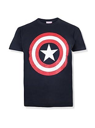 ZZZ-MARVEL T-Shirt Captain America Shield