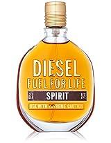 Diesel Fuel For Life Spirit By Diesel Edt Spray 2.5 Oz