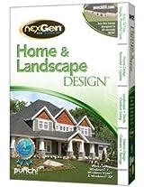 Encore - Punch! Home & Landscape Design Nexgen3 (Works With: Win Xp,Vista,Win 7)