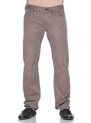 Diesel Pantalón Vaquero Safado (Vino)