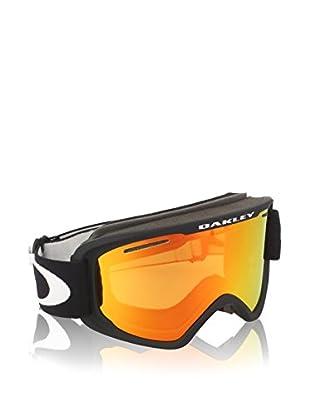 Oakley Máscara de Esquí O2 Medium Mod. 7066 Clip Negro mate