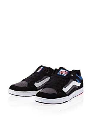 Vans Desurgent VJWTZA1 Herren Sneaker (Schwarz (Black/Charcoal/White))