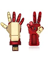 The Fappy Store Iron Man Hand 8 GB Pen Drive