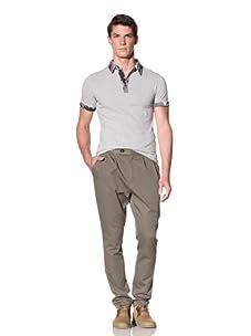 D by D Men's Classic Trouser (Khaki)