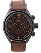 Fossil FLIGHT - M Analog Watch - For Men Brown - CH2782